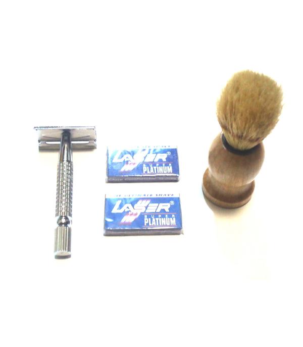 4pcs Classic Mens Shaving Brush