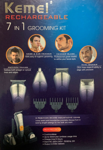 7 in 1 Professional Hair Cutter