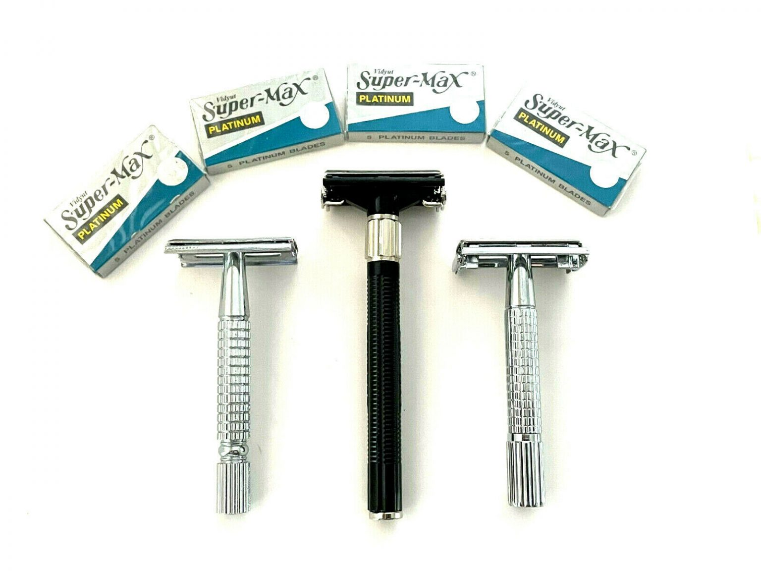Timers Classic Safety Razors