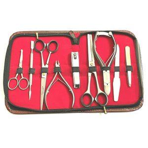 Unisex Beauty Implements Kit Set