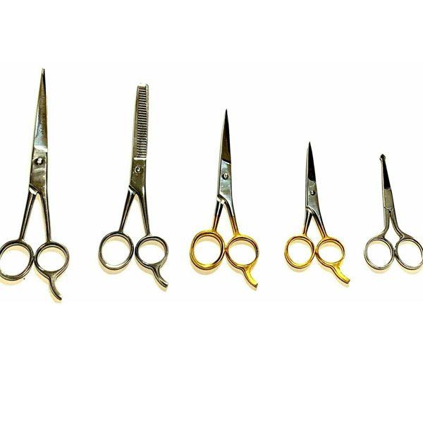 5pcs Hair Trimming Grooming