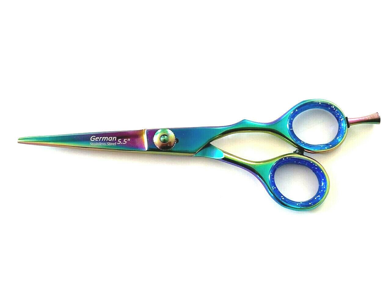 GERMAN Pet Grooming Hair Trimming , Multi Color High-Quality Scissors