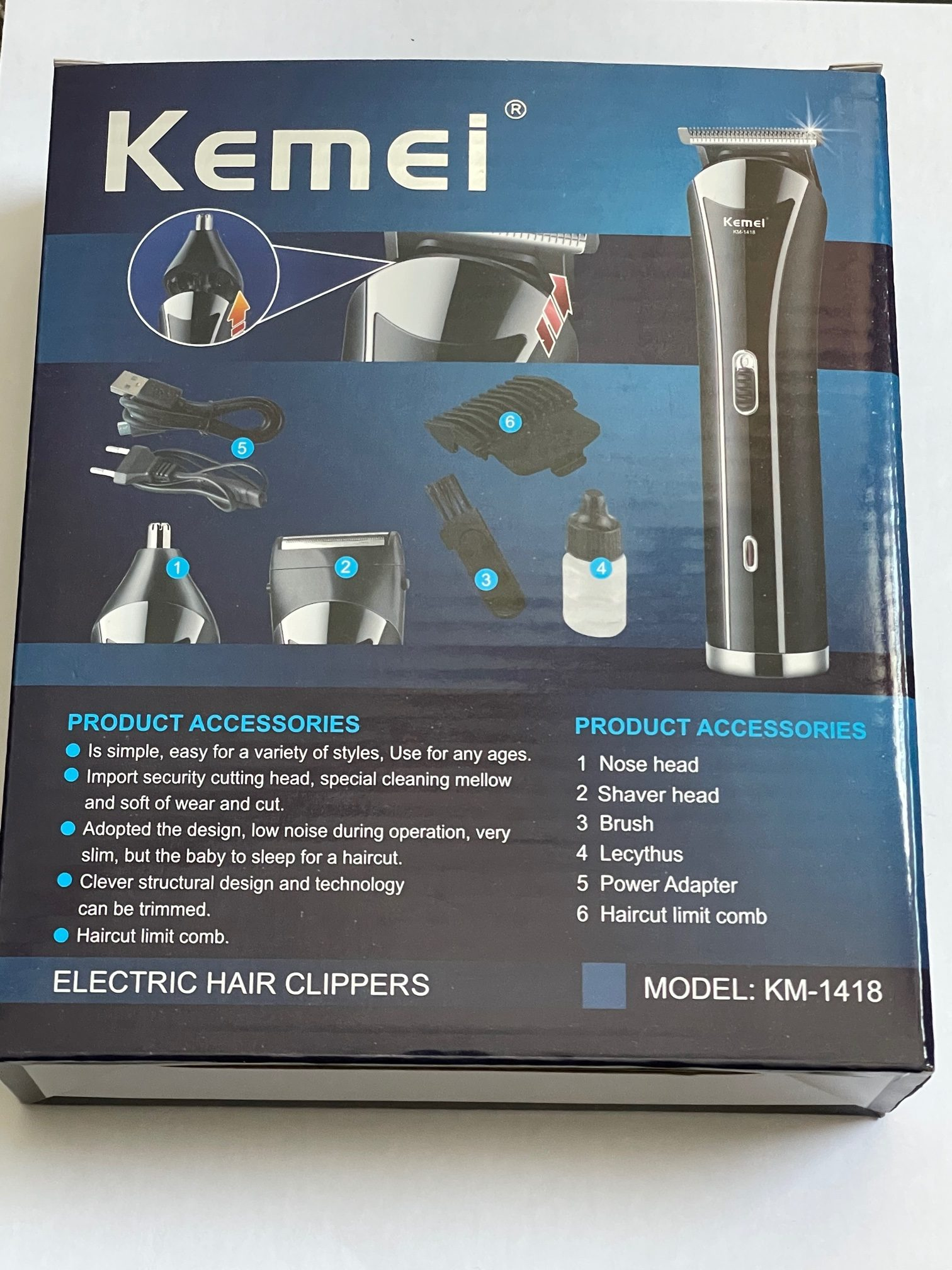 Nose Trimmer Clean Shave