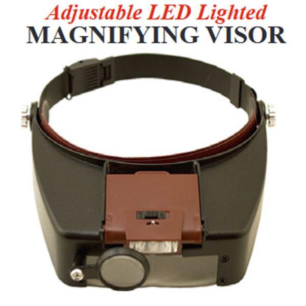 Ultra BrigJewelers Headband Magnifier LEDht Headlamp