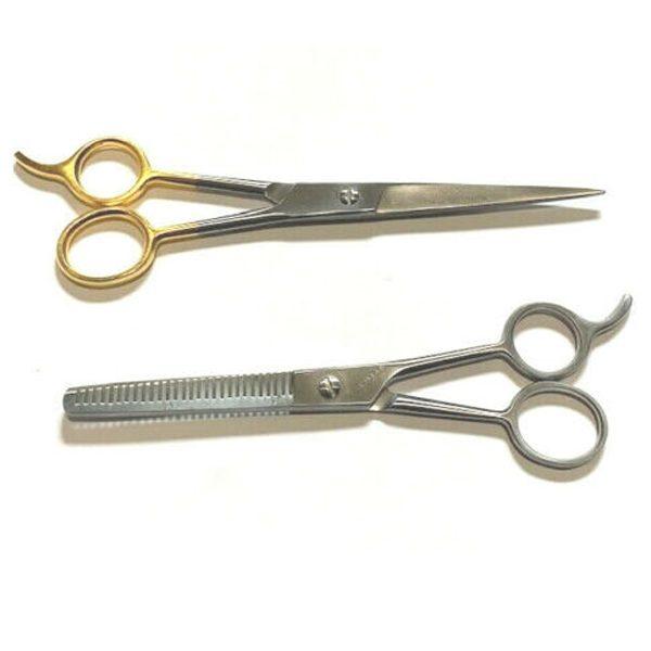 Barber Beard Trimming Scissors