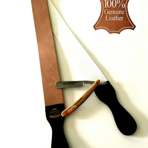 Barber's Professional Leather Shaping Strop