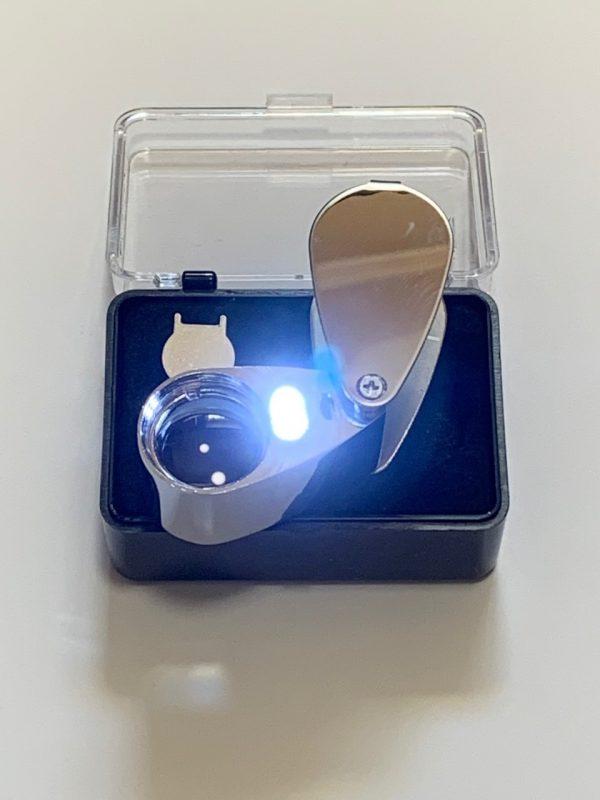 Jewelers LED Power Loupe