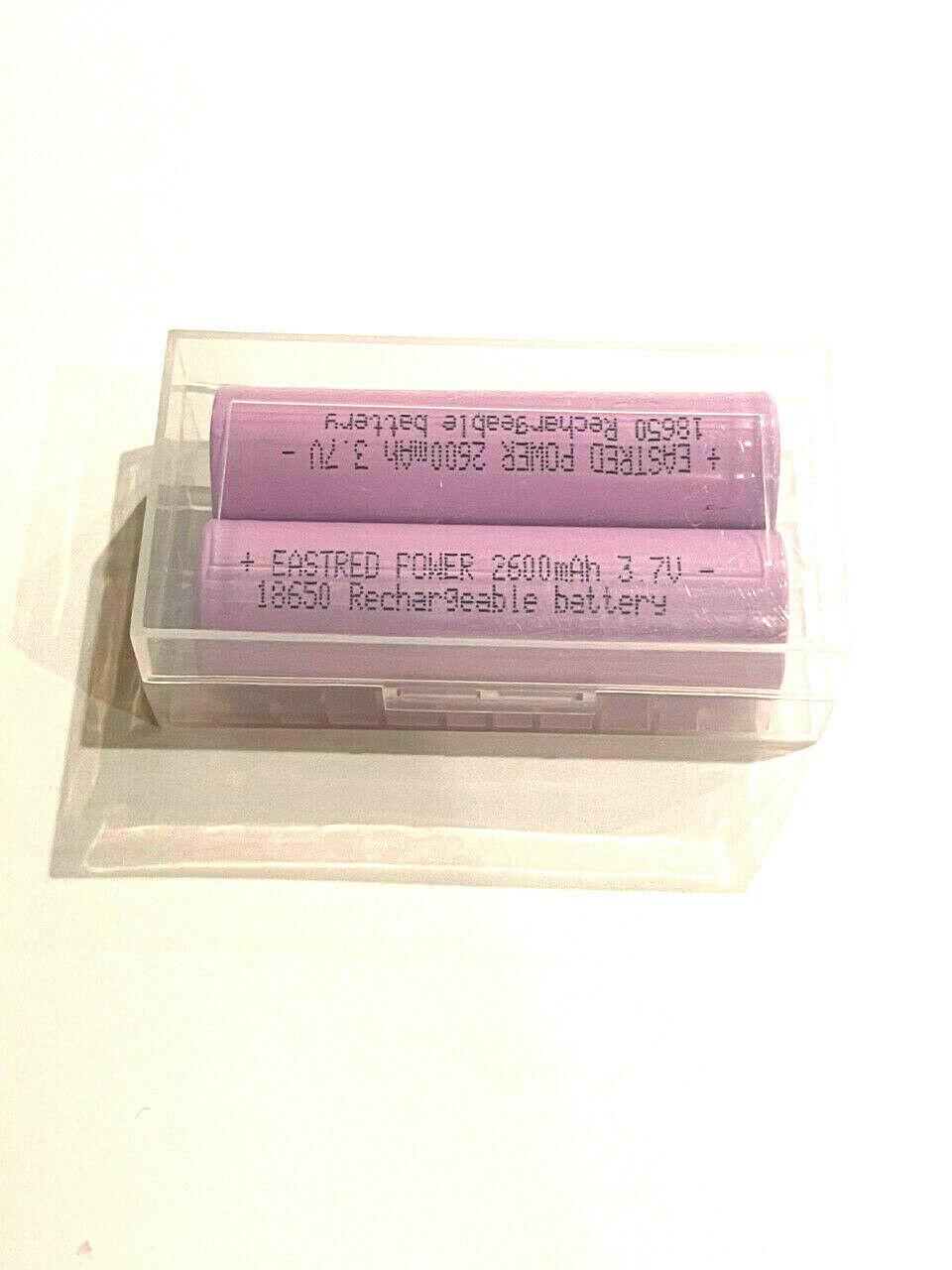 Original Rechargeable Battery Power 2600mAh