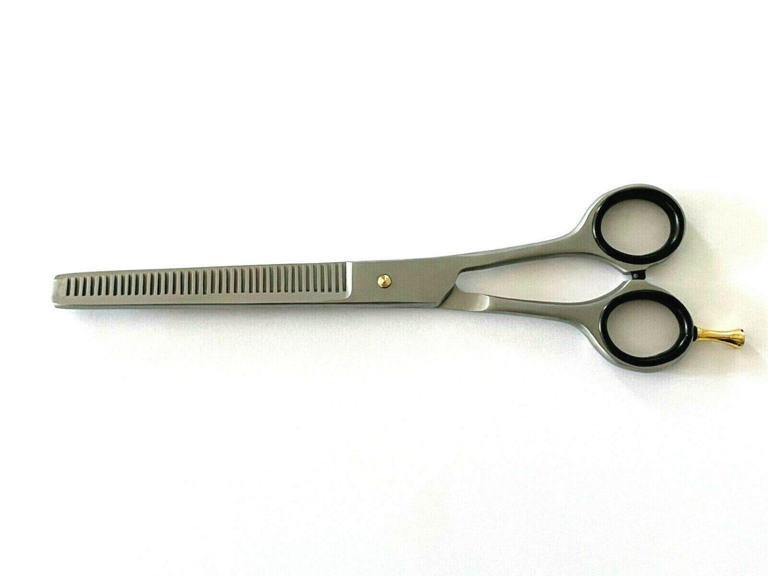 GERMAN Single Teeth Hair Trimming Thinning Scissors