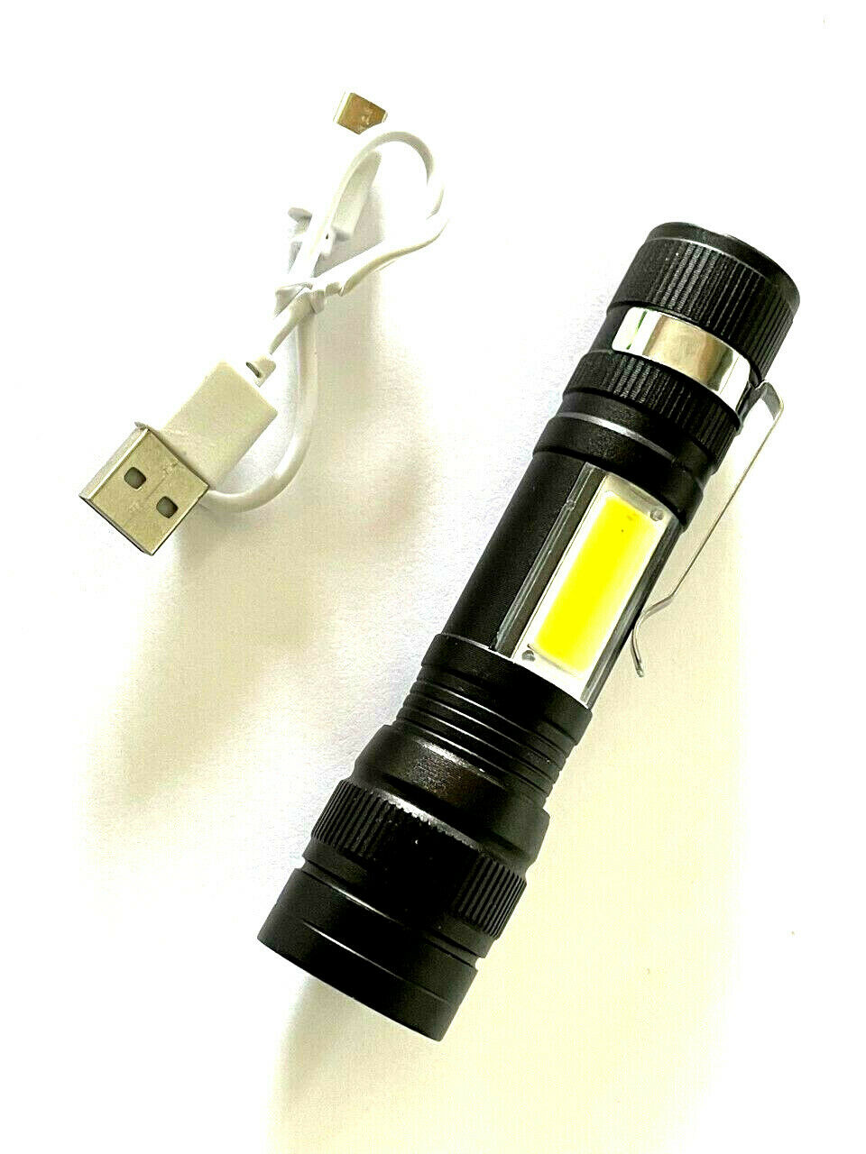 Lumens T6 LED Flashlight