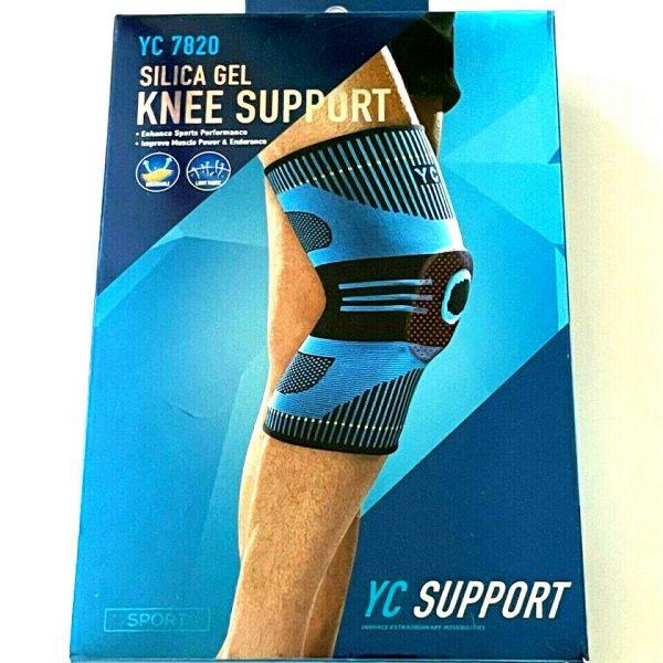 Silica Gel Knee Brace Support