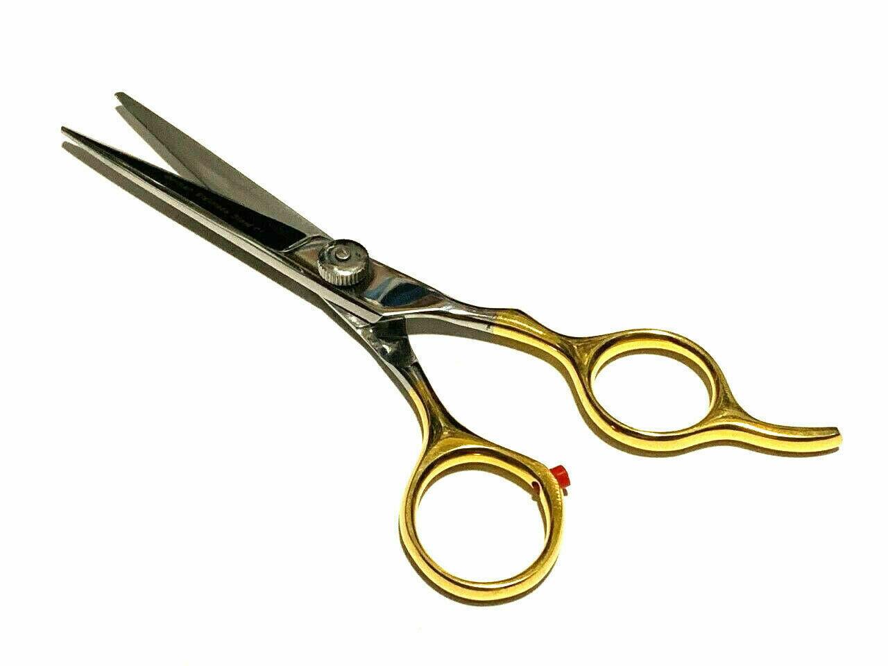 Half Gold Scissors