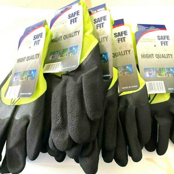 12 pcs Gloves Construction