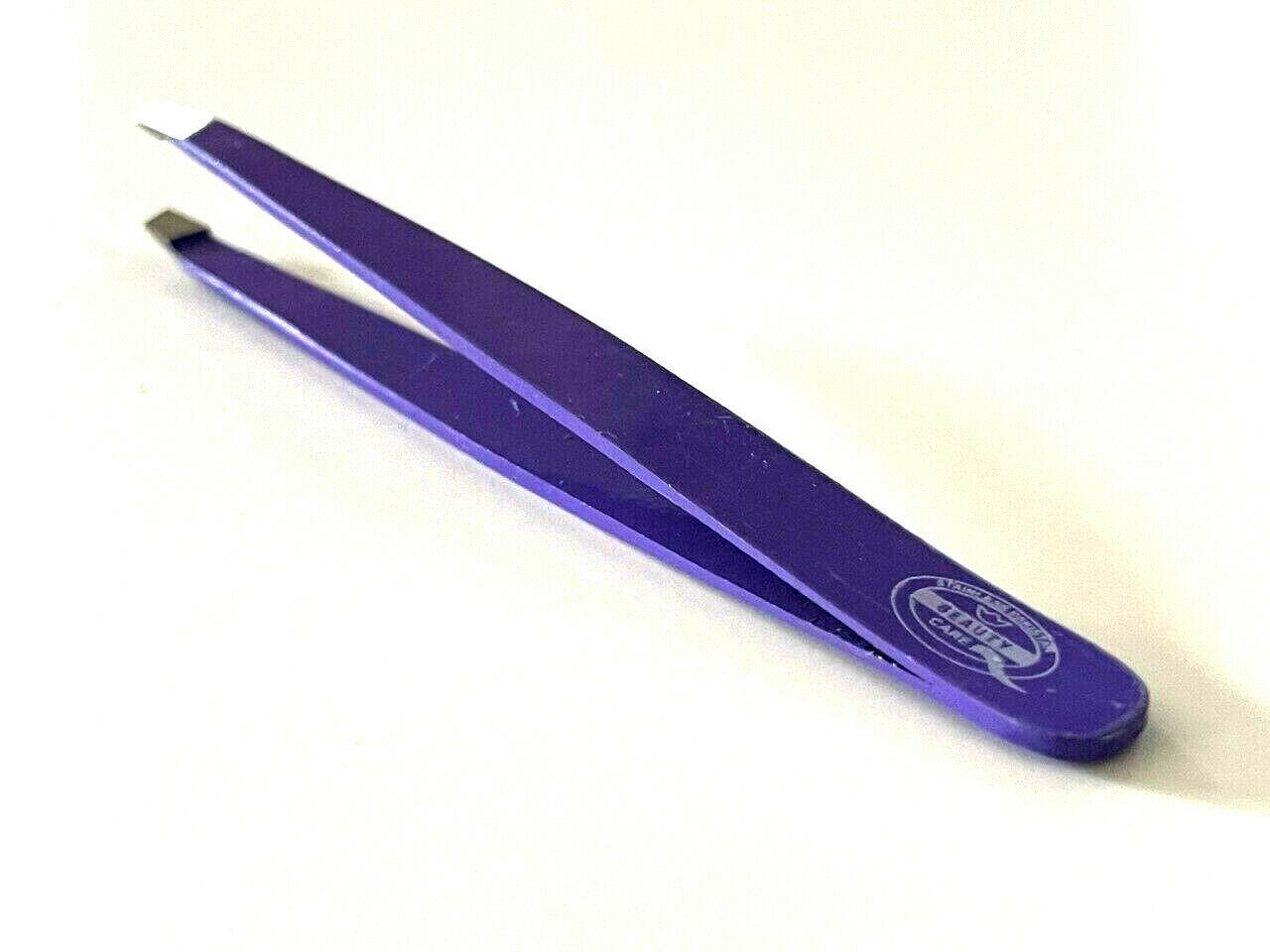 Hair Removal Tweezers Slanted Tip