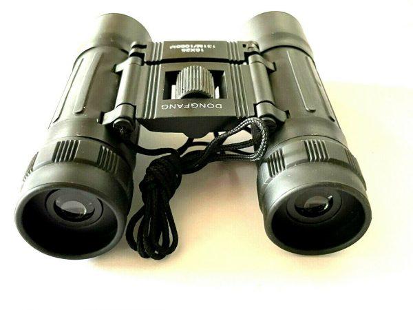 10x25 Roof Prism Binoculars