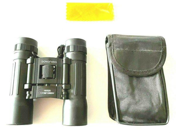 Roof Prism Binoculars box