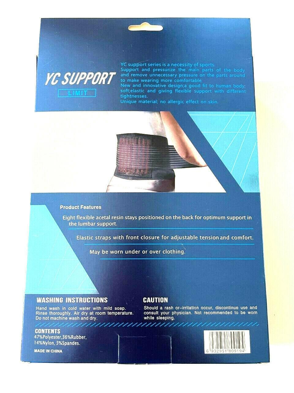 Waist support lumbar support